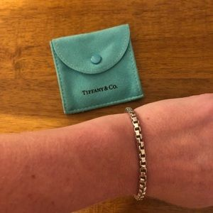 Tiffany & Co Venetian chain link bracelet